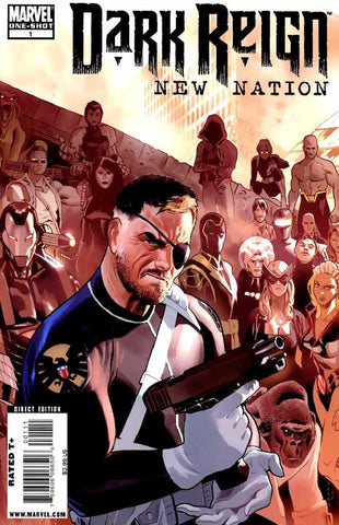Dark Reign: New Nation #1