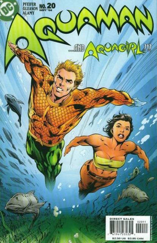 Aquaman Vol. 4 #20