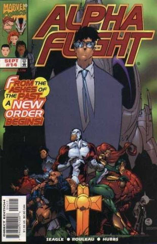 Alpha Flight Vol. 2 #14