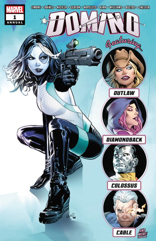Domino Vol 3 Annual #1