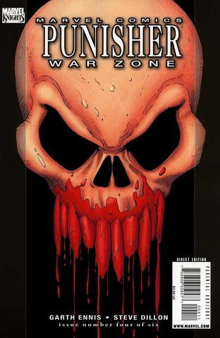 Punisher: War Zone Vol. 2 #4