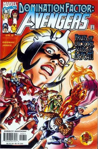 Domination Factor: Avengers #4.8