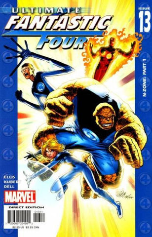 Ultimate Fantastic Four Vol 1 #13