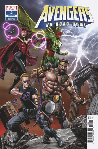 Avengers: No Road Home #02