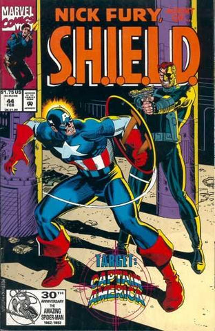 Nick Fury, Agent Of SHIELD Vol 2 #44