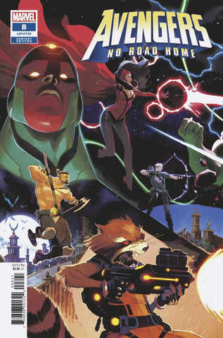 Avengers: No Road Home #08