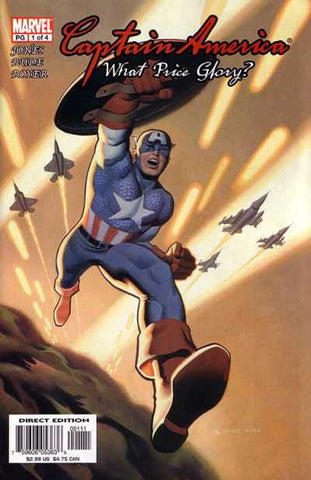 Captain America: What Price Glory #1