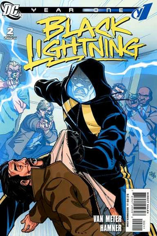 Black Lighting: Year One #2