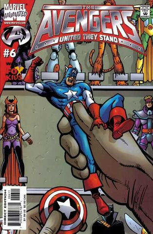 Avengers United They Stand #6