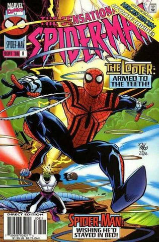 Sensational Spider-Man Vol. 1 #08