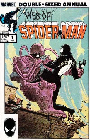 Web Of Spider-Man Vol. 1 Annual #01