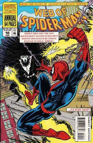 Web Of Spider-Man Vol. 1 Annual #10
