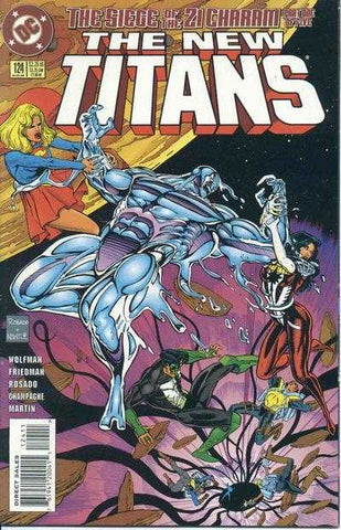 New Titans #124