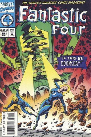 Fantastic Four Vol 1 #391