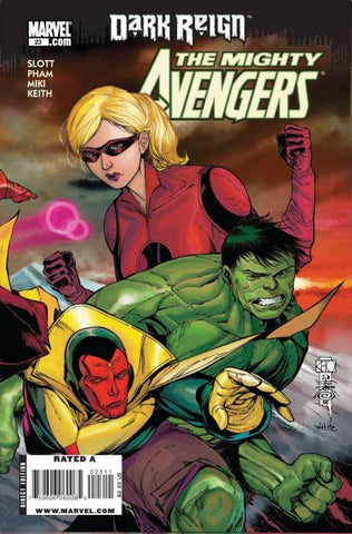 Mighty Avengers Vol. 1 #23