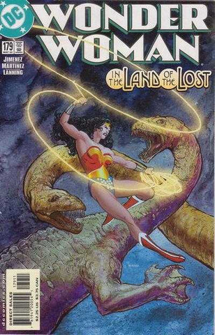 Wonder Woman Vol. 2 #179