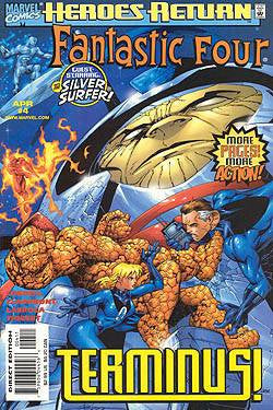 Fantastic Four Vol 3 #004