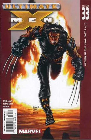 Ultimate X-Men Vol. 1 #033