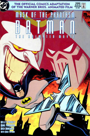 Batman: Mask Of The Phantasm - The Animated Movie #1