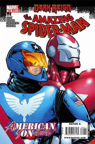 Amazing Spider-Man Vol. 1 #599