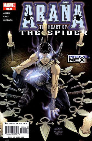 Arana: Heart Of The Spider #5