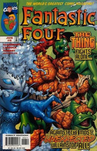 Fantastic Four Vol 3 #006