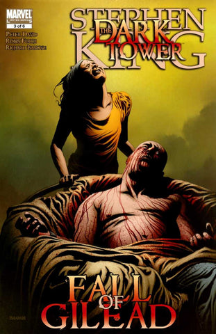 Dark Tower: Fall Of Gilead #3