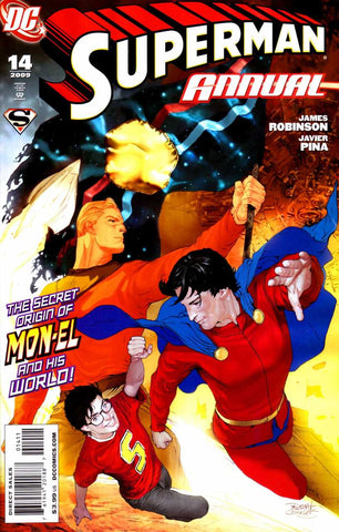 Superman Vol. 1 Annual #01