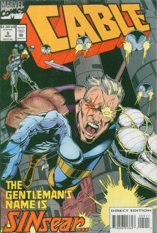 Cable Vol 1 #005