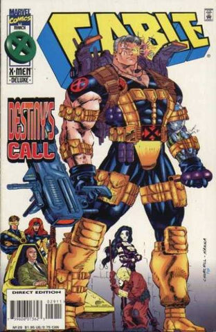 Cable Vol 1 #029
