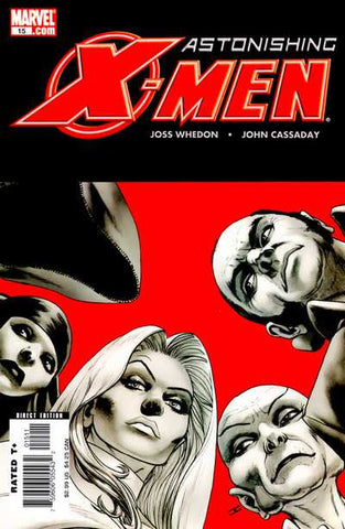 Astonishing X-Men Vol. 3 #15