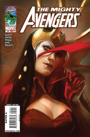 Mighty Avengers Vol. 1 #29