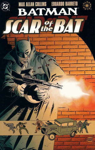 Batman: Scar Of The Bat #1