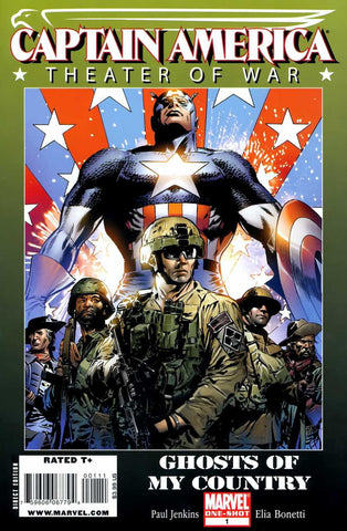 Captain America Theater Of War: Ghosts Of My Country #1