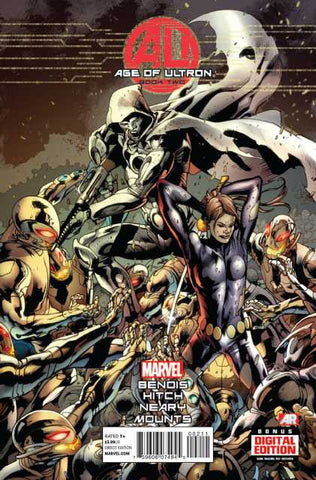 AGE OF ULTRON #02