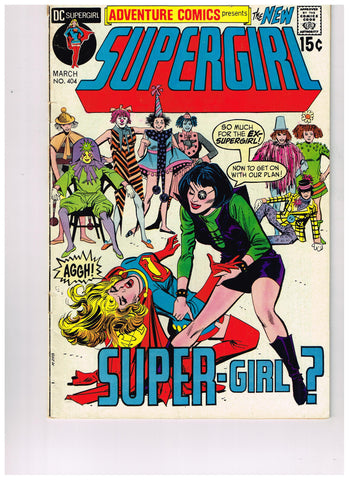 Adventure Comics Vol. 1 #404
