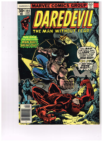 Daredevil Vol 1 #144