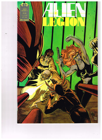 Alien Legion Vol 2 #07