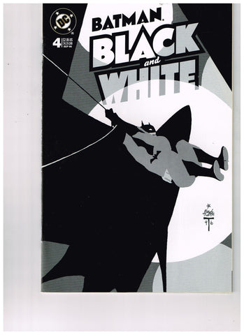 Batman: Black And White Vol. 1 #4
