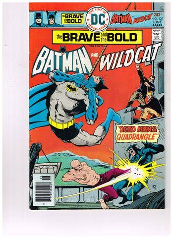 Brave And The Bold Vol. 1 #127