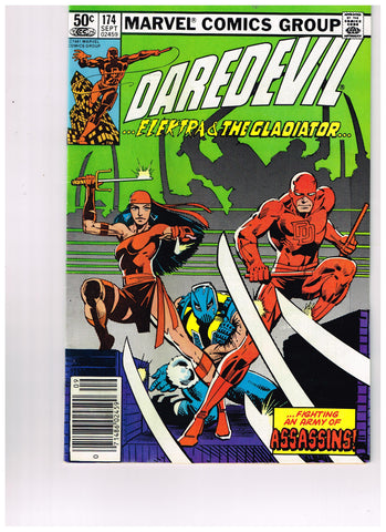 Daredevil Vol 1 #174