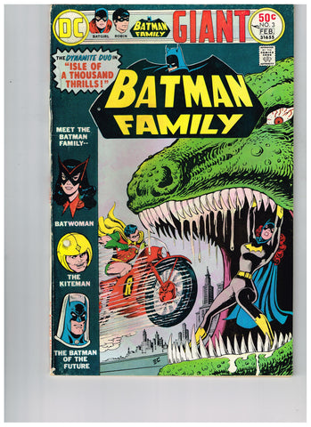 The Batman Family #03
