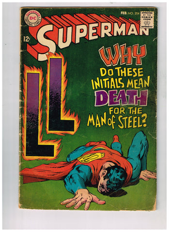 Superman Vol. 1 #204