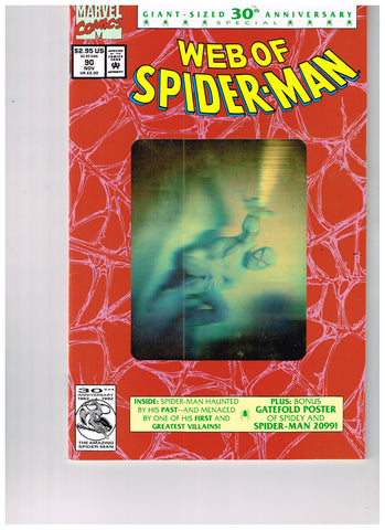 Web Of Spider-Man Vol. 1 #090