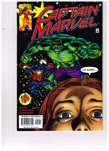 Captain Marvel Vol 3 #02