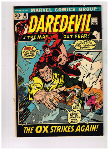 Daredevil Vol 1 #086