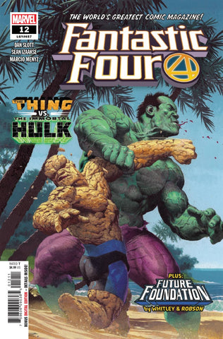 Fantastic Four Vol. 6 #12