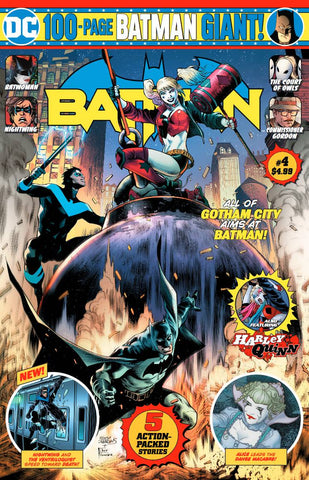 BATMAN GIANT #4