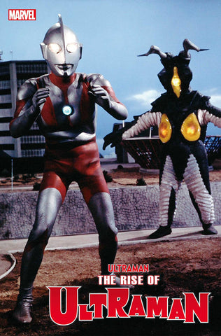 RISE OF ULTRAMAN #3 (OF 5) PHOTO VARIANT
