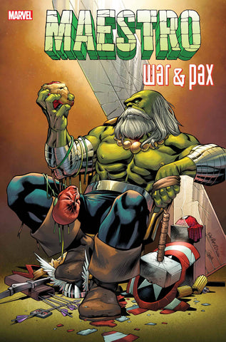 MAESTRO WAR AND PAX #2 (OF 5)